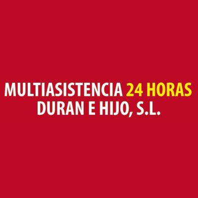 Multiasistencia 24h Duran E Hijo
