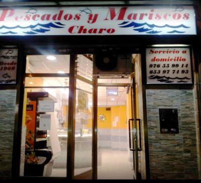 PESCADOS Y MARISCOS CHARO