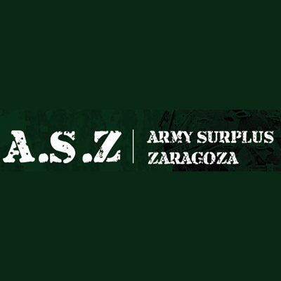 A.S.Z   Army Surplus Zaragoza