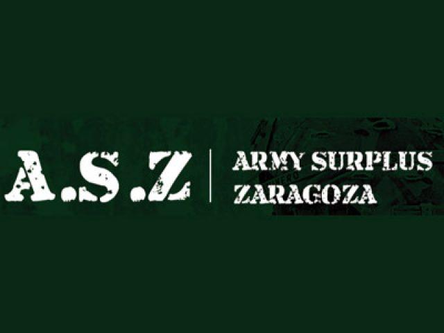 A.S.Z   Army Surplus Zaragoza