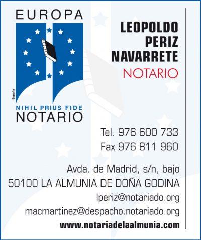 Leopoldo Periz Navarrete