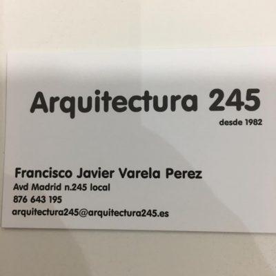ARQUITECTURA 245