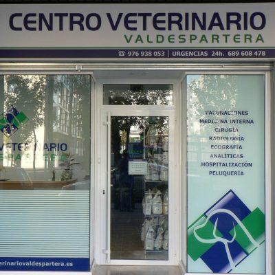 CENTRO VETERINARIO VALDESPARTERA