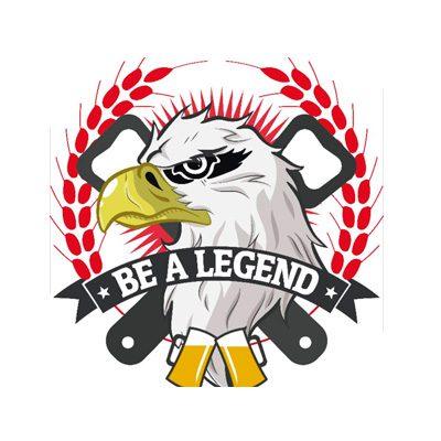 BE A LEGEND BAR