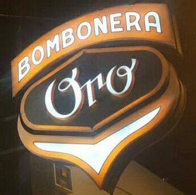 BOMBONERA ORO