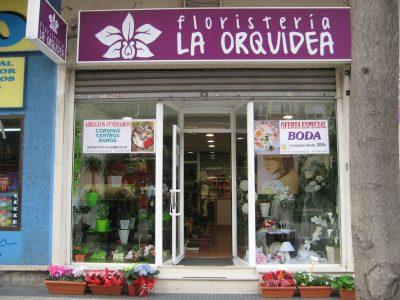 Floristería la Orquídea