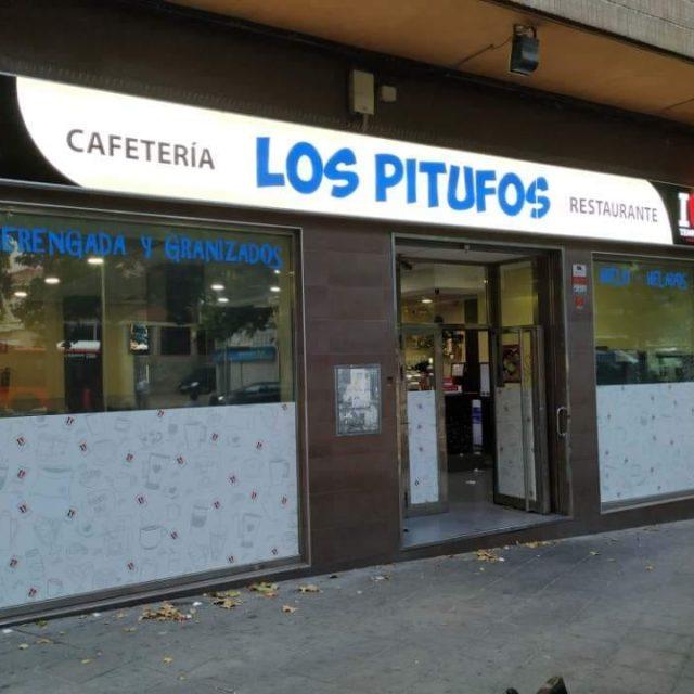 Restaurante Los Pitufos Cafeteria