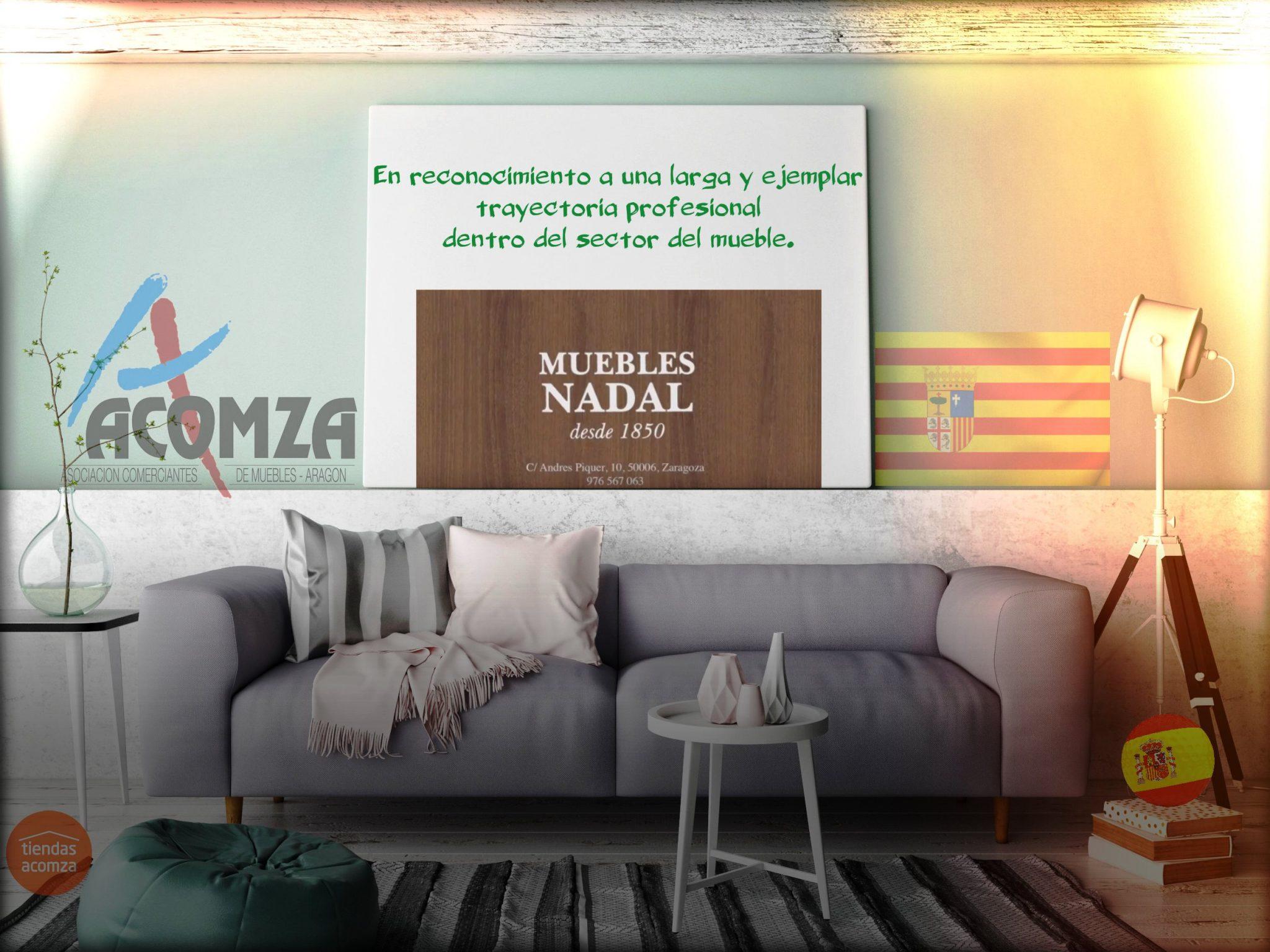 Muebles Nadal El Callejero De Zaragoza # Muebles Direccion